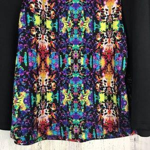 Olsenboye Skirts - Olsenboye | Colorful Retro Skirt NWT